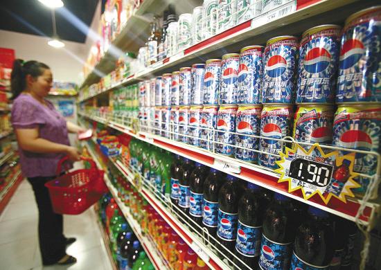 社区超市货物摆放不是简单的垒积木